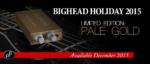 PJB Slide Show - Bighead Gold Finish