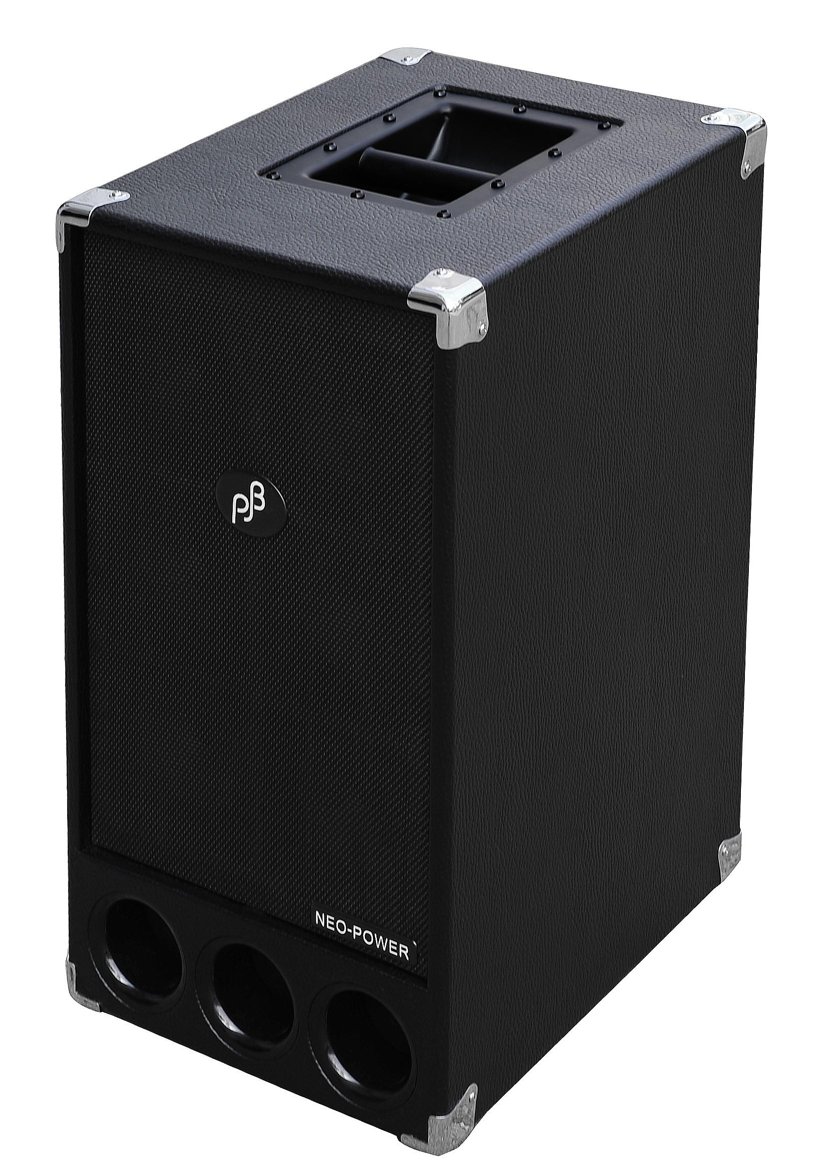 PB-300 Powered Cabinet – Phil Jones Bass